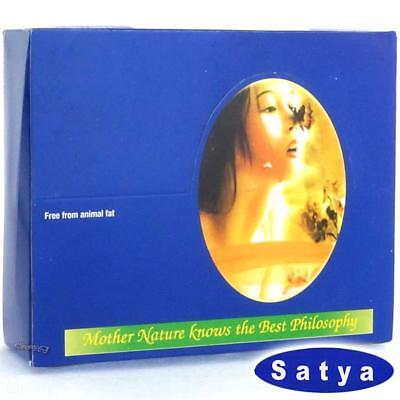 Nag Champa Pflegeseife von Satya LLP Seife 4x 150g BIG PACK Beauty Soap