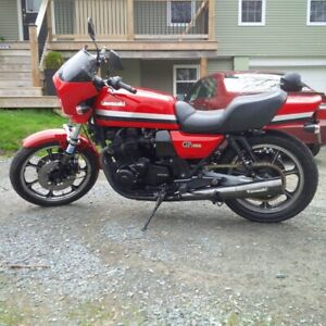 1982 Kawasaki GPz1100 Fuel Injected