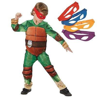 IAL Kinder Jungen Lizenz Kostüm TMNT Turtles Kinderkostüm Schildkröte