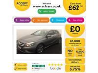 Mercedes-Benz A180 AMG Sport FROM £62 PER WEEK!