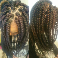 Tresses africaines pas chers