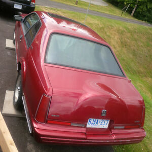 1991 Lincoln Mark VII LSC special edition Coupe (2 door)