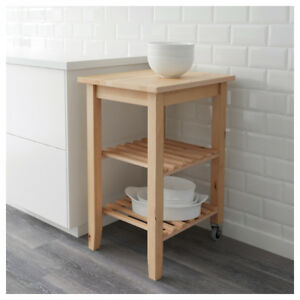 Ikea BEKVÄM Kitchen cart