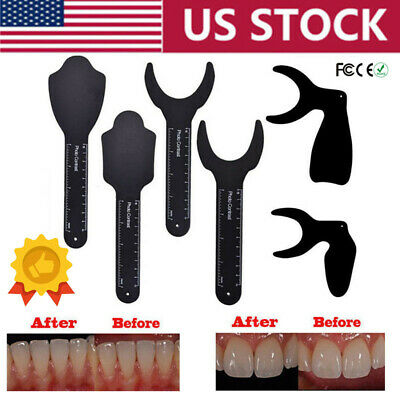 Dental Image Contrast Background Board Palatal Photography Contraster Tool Part