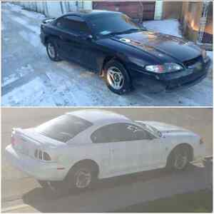 Wanted  parts  for  a  94 mustang