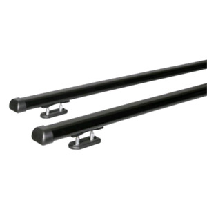 Roof Bars for Cars and SUVs With Raised Roof Rails.