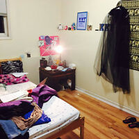 4 Month WINTER  Sublet 2 min from Wilfred Laurier, all inclusive