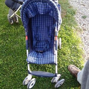 Jogging Stroller Cambridge Kitchener Area image 4