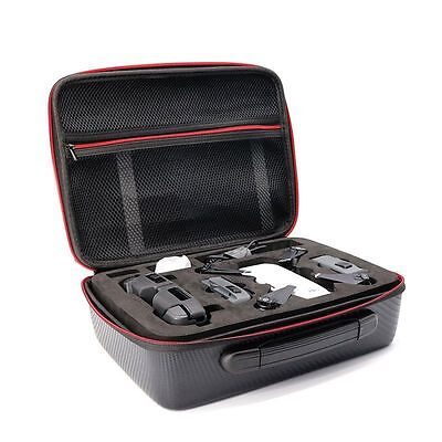 Waterproof Firm Shell Carrying Case Bag for DJI Spark Drone and Transmitter