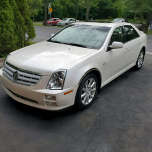 Cadillac STS4 AWD full equipé