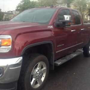 2016 GMC Sierra 2500 excellent condition