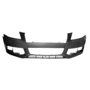 New Painted 2009-2012 Audi A4 Front Bumper & FREE shipping