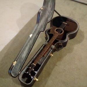 Takamine GB30CE Acoustic-Electric Bass Guitar Black Peterborough Peterborough Area image 5