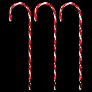 2 PACKS, 3 PER PACKAGE CANDY CANES 15.00 EACH
