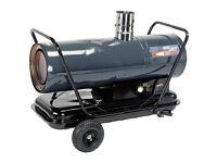 Draper Jet Force, Indirect Diesel, Kerosene and Paraffin Space Heater 240,000 BTU (66kW)