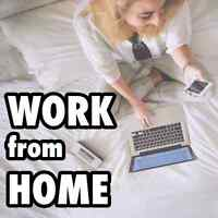 Work from Home as a Market Research Participant