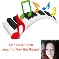 Want to Learn to Play Piano this summer? (Cochrane Home Studio)