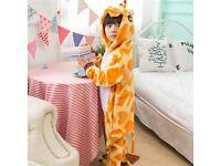 GIRAFFE Children Dress-Up Costume Onesie Pyjamas Kigurumi DR5 NEW