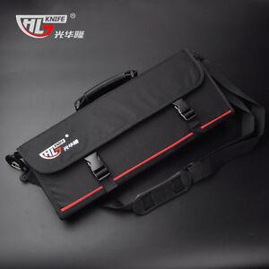 18 pocket knife case roll bag knife bag chef bag knife roll ergo chef wallet. Black Bedroom Furniture Sets. Home Design Ideas