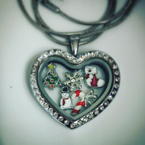 Annibelle Lockets - Floating Charm Locket Jewellery