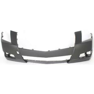 2008 2009 2010 2011 2012 2013 CADILLAC CTS FRONT BUMPER - GM1000855 - 25793663