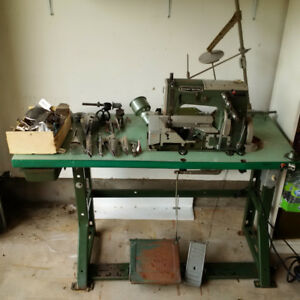 Kansai Special Industrial Coverstitch Sewing Machine