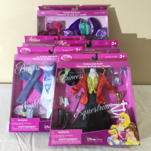Disney Princess brand 11.5 inch Doll outfits
