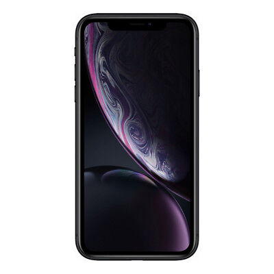 Apple iPhone XR 64GB - Black (Sprint) A1984 MT472LL/A 4G LTE