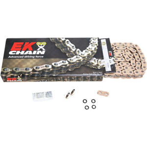 New in box EK 530 ZX-Ring Gold Chain