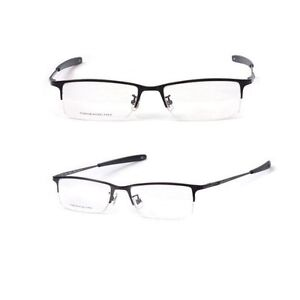 NEW-Pure-Titanium-men-glasses-optical-frames-spectacle-Eyeglass-frames-Black