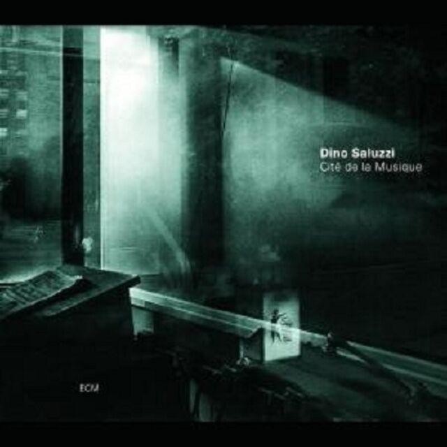 """DINO SALUSSI TRIO """"CITE DE LA MUSIQUE"""" CD NEUWARE"""
