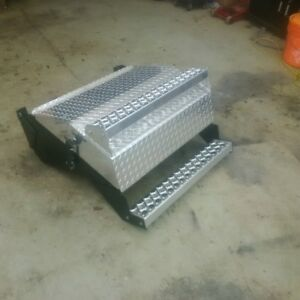Battery box/Toolbox