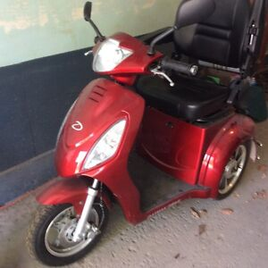 Barely Used Electric Scooter
