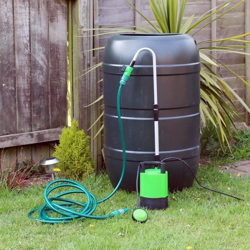 Submersible Water Butt Pump NEW + FREE Local Delivery