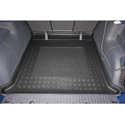 Kofferraumwanne mit Antirutsch passend für Mercedes Citan W415, Mixto extra lang
