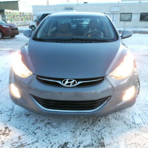 2013 HYUNDAI ELANTRA GL, LOW KILOMETERS - ONE OWNER