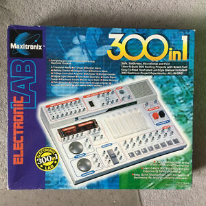 300 in 1 ELECTRONIC LAB