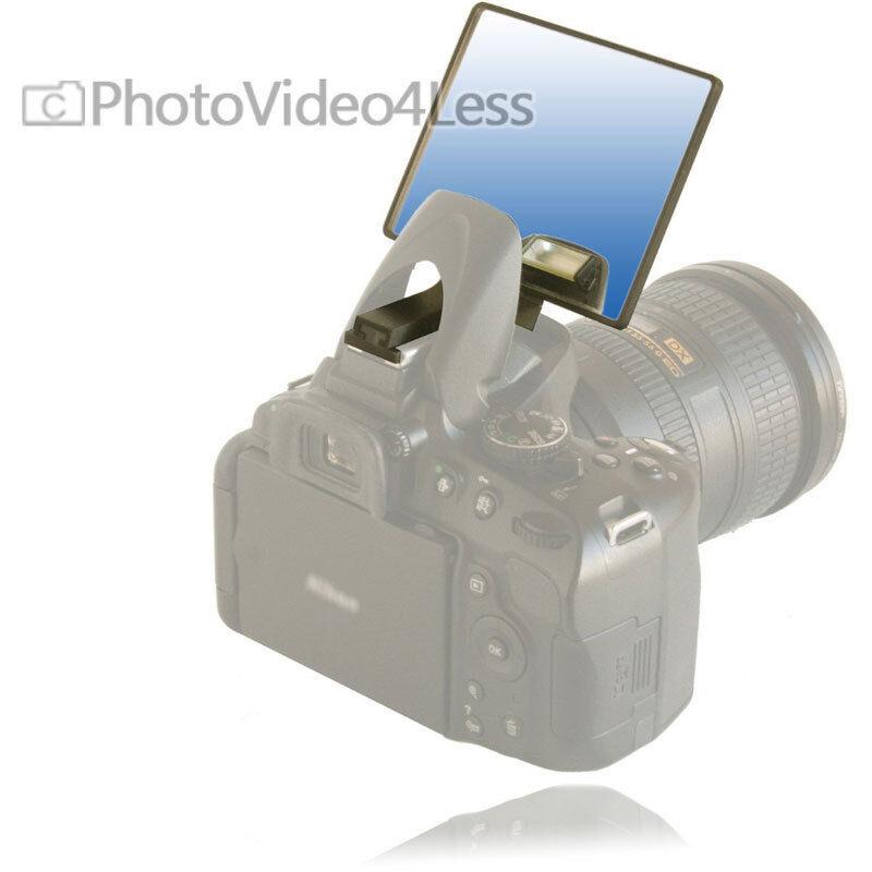 Lightscoop Interchangeable Mirror (blue) for Lightscoop Deluxe