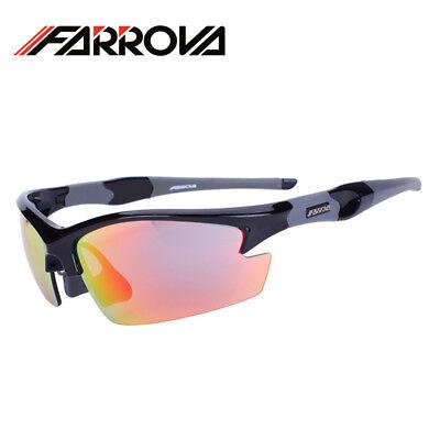 Prescription Frame Outdoor Sports Sunglasses Cycling Bicycle Glasses 5 (Prescription Sports Sun Glasses)