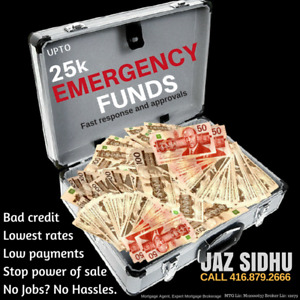 HOMEOWNER? NEED MONEY? --- APPLY FOR AN EMERGENCY LOAN NOW!!!