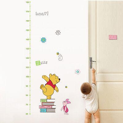 Winnie The Pooh Wall Sticker PVC Wall Decal Mural Art DIY Kids Baby Room Decor ()