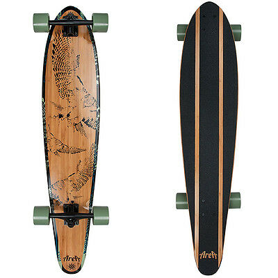 Area Starflyer Longboard Skateboard SALE Save £60