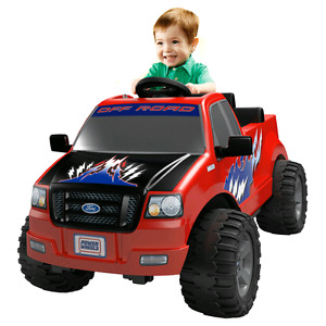 Powerwheels  lil Ford 6 volt ride on