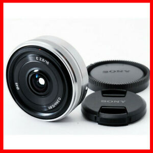 Sony 16mm F2.8 e mount lens