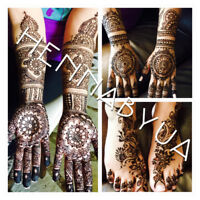 Henna Artist for PARTY DHOLKI SANGEET & other EVENTS