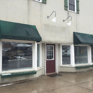 Retail / Office Space Downtown Bancroft