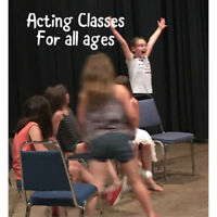Acting Classes for all ages