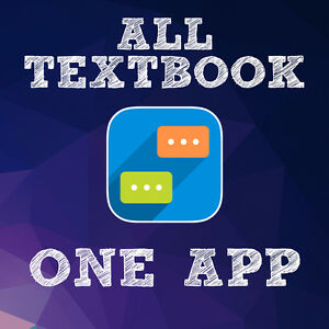 All Textbook, OneApp