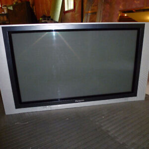 Panasonic Television - Older TV - Great Condition