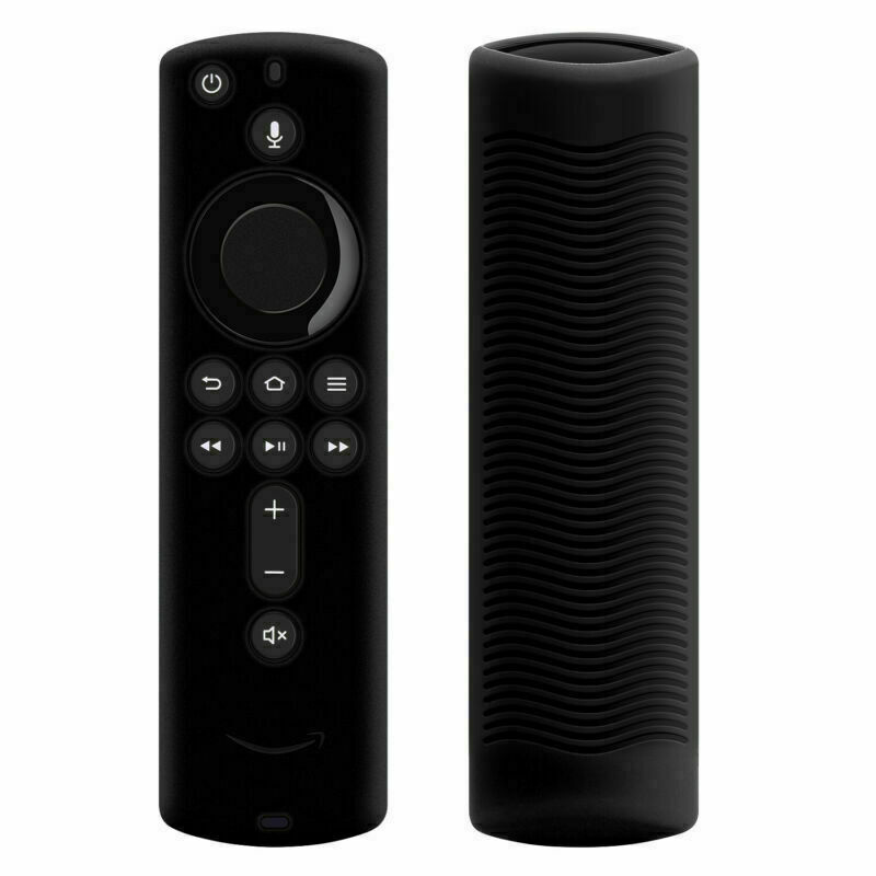For 2nd Gen Fire TV Stick 4K Alexa Voice Remote Control Silicone Cover US Stock